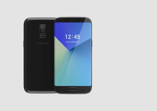Fan Samsung sẽ sướng khóc thét nếu Galaxy S8 đẹp mê ly như này - Ảnh 2.