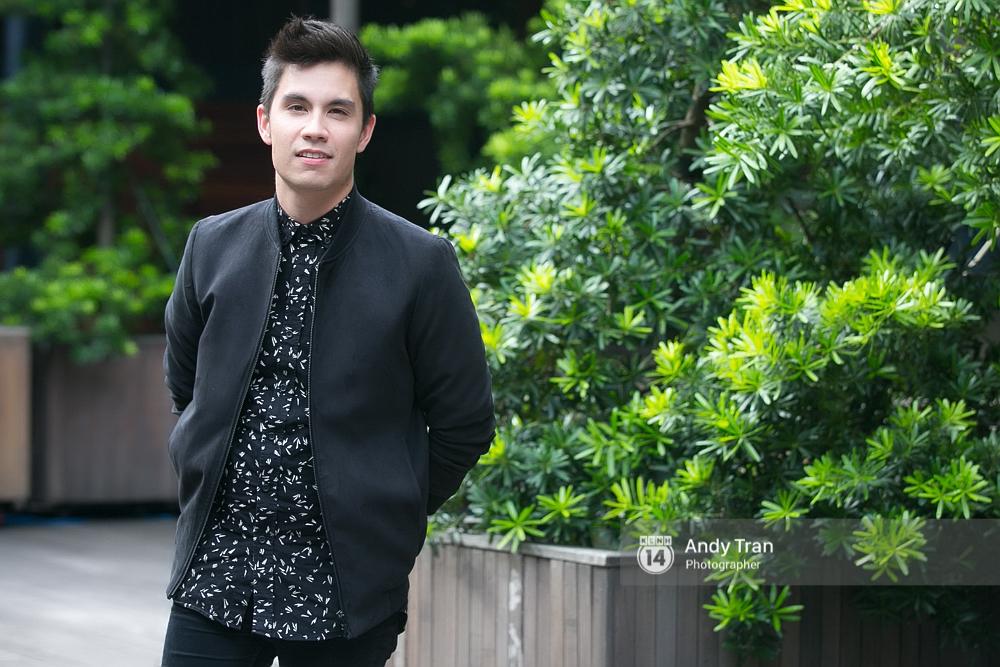 Youtuber 2,8 triệu người theo dõi Sam Tsui: Tôi đang cố học hát tiếng Việt, hy vọng là các bạn sẽ thích - Ảnh 4.