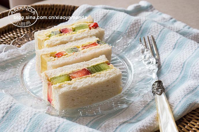 Update ngay xu hướng ẩm thực năm 2017 với món sandwich trái cây cực ngon và dễ làm - Ảnh 6.