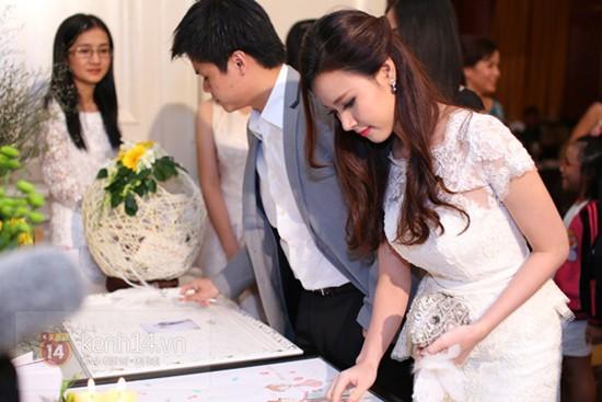 Sao Việt: Có rất nhiều cặp đôi trong showbiz đã chia tay, sau khi cùng tham dự đám cưới này...
