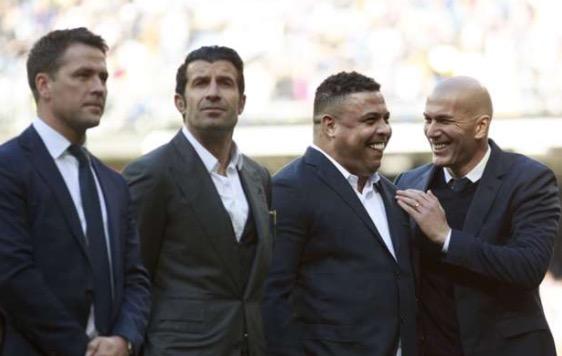 Người ngoài hành tinh Ronaldo sốc vì bị đồng đội cũ chê... béo - Ảnh 1.
