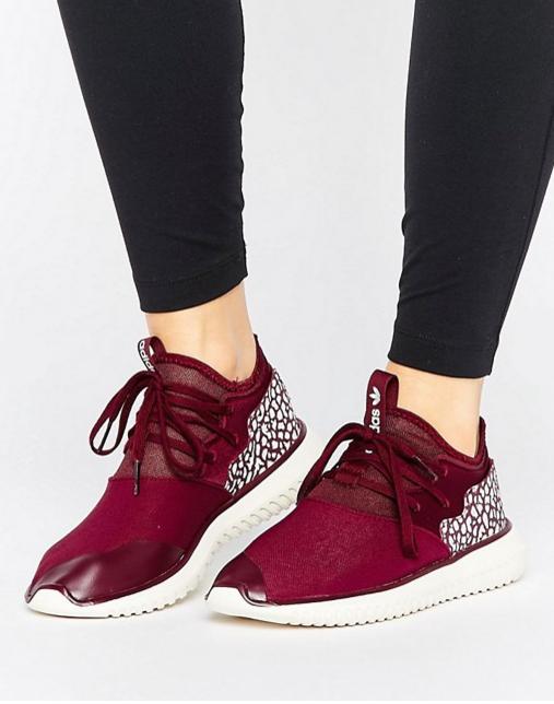 Tết phải sắm ngay vài đôi giày đỏ như thế này mới chất - Ảnh 2.