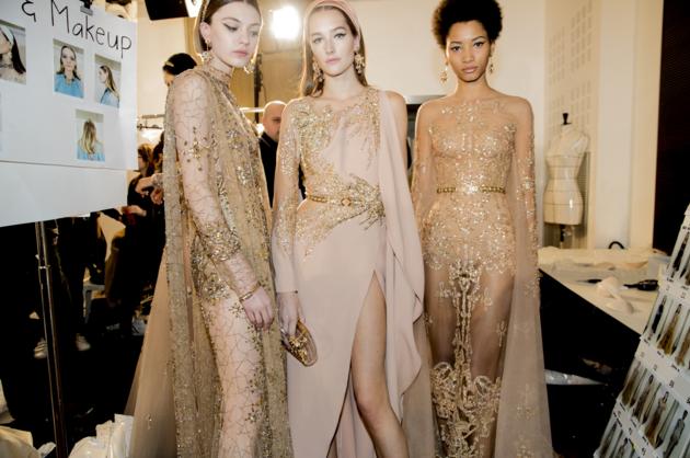 Tuần lễ Haute Couture: Nếu đời là một giấc mơ thì cứ mong mộng mị mãi đẹp thế! - Ảnh 2.