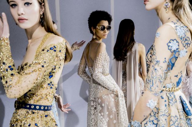 Tuần lễ Haute Couture: Nếu đời là một giấc mơ thì cứ mong mộng mị mãi đẹp thế! - Ảnh 5.