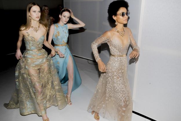 Tuần lễ Haute Couture: Nếu đời là một giấc mơ thì cứ mong mộng mị mãi đẹp thế! - Ảnh 6.