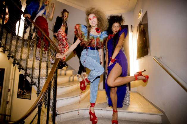 Tuần lễ Haute Couture: Nếu đời là một giấc mơ thì cứ mong mộng mị mãi đẹp thế! - Ảnh 9.
