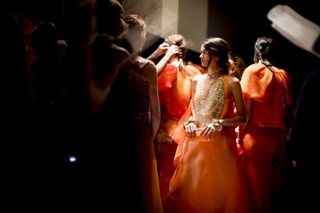Tuần lễ Haute Couture: Nếu đời là một giấc mơ thì cứ mong mộng mị mãi đẹp thế! - Ảnh 18.