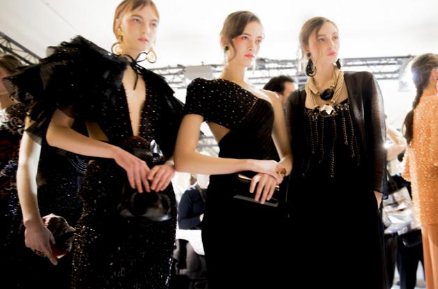 Tuần lễ Haute Couture: Nếu đời là một giấc mơ thì cứ mong mộng mị mãi đẹp thế! - Ảnh 21.
