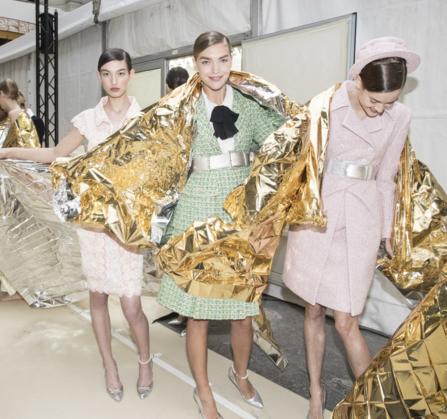Tuần lễ Haute Couture: Nếu đời là một giấc mơ thì cứ mong mộng mị mãi đẹp thế! - Ảnh 25.