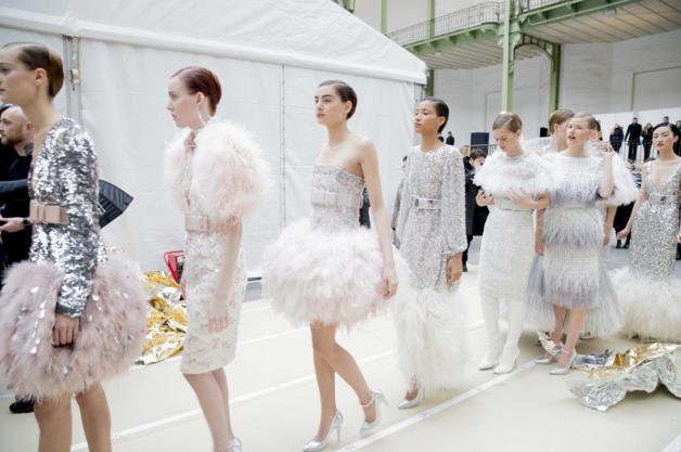 Tuần lễ Haute Couture: Nếu đời là một giấc mơ thì cứ mong mộng mị mãi đẹp thế! - Ảnh 30.