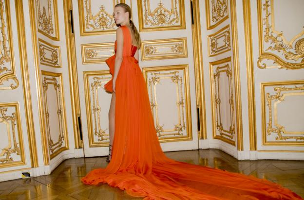 Tuần lễ Haute Couture: Nếu đời là một giấc mơ thì cứ mong mộng mị mãi đẹp thế! - Ảnh 38.
