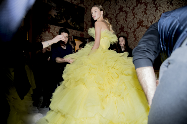Tuần lễ Haute Couture: Nếu đời là một giấc mơ thì cứ mong mộng mị mãi đẹp thế! - Ảnh 39.