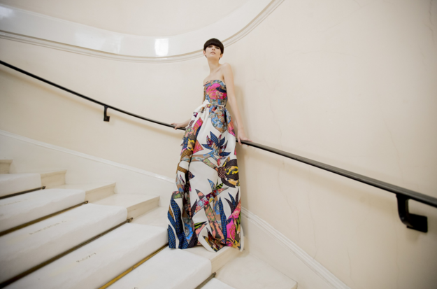 Tuần lễ Haute Couture: Nếu đời là một giấc mơ thì cứ mong mộng mị mãi đẹp thế! - Ảnh 45.