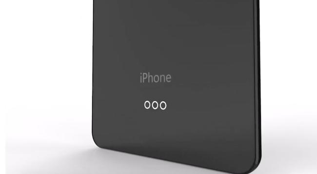 Sướng tê người với ý tưởng iPhone 8 màn hình uốn cong độc đáo - Ảnh 4.