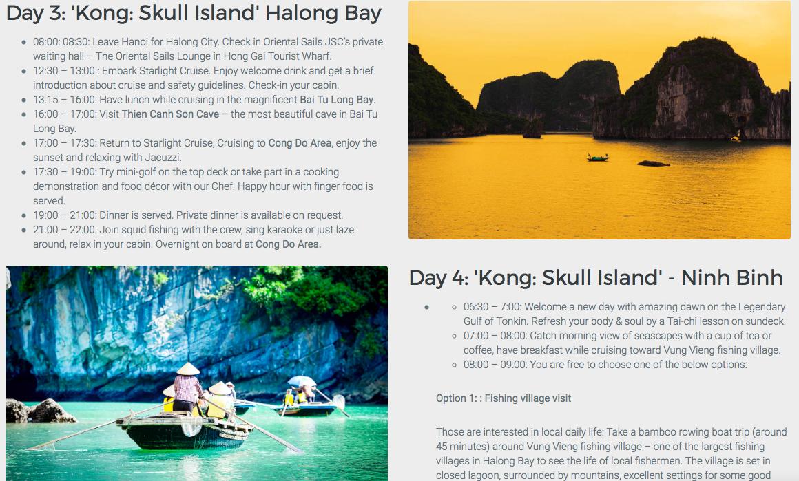 Xuất hiện hàng loạt những tour du lịch đến thăm Việt Nam ăn theo sức nóng của Kong: Skull Island - Ảnh 10.