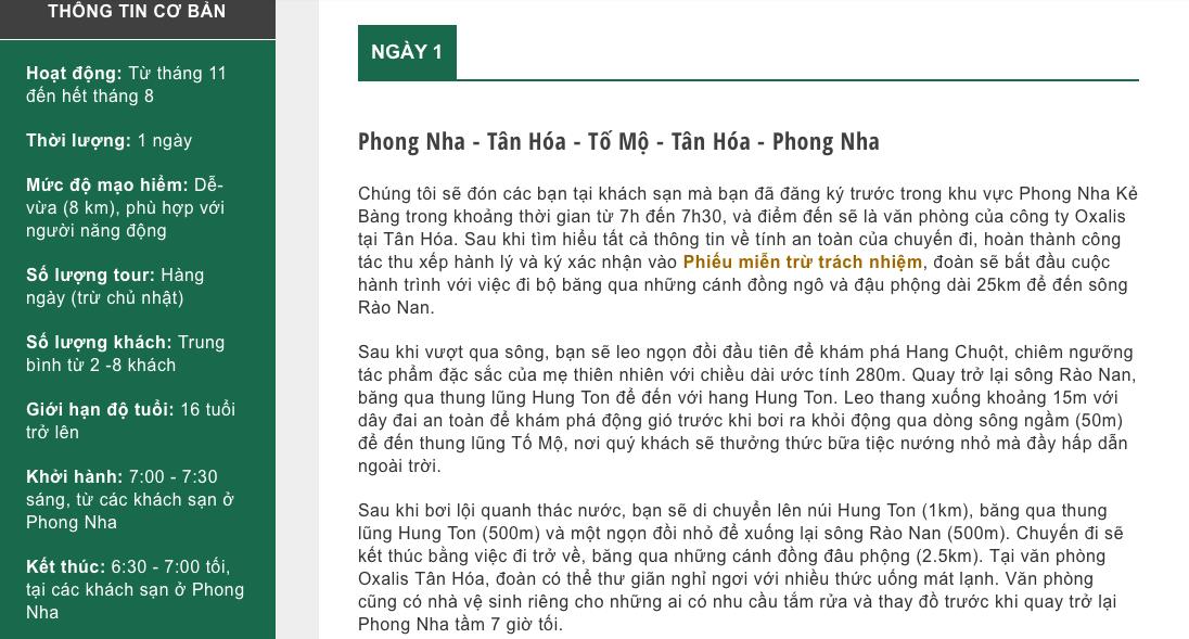 Đã có tour khám phá từ A-Z các điểm quay Kong: Skull Island ở Quảng Bình với mức giá khá mềm - Ảnh 3.