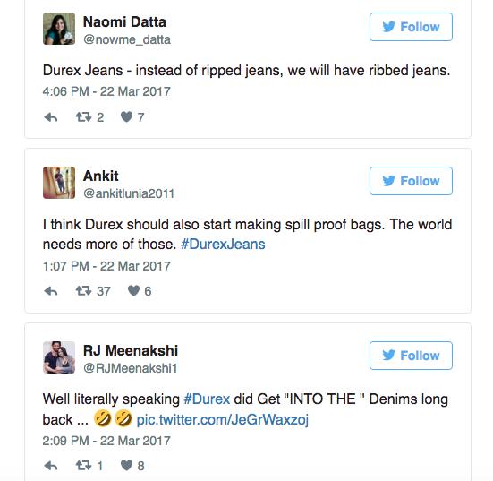 KHÔNG THỂ TIN ĐƯỢC: Hãng bao cao su Durex cũng đã cho ra mắt quần jeans! - Ảnh 3.