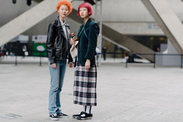 Seoul Fashion Week: nơi duy nhất mà street style phái mạnh trưng trổ đè bẹp cả cánh chị em! - Ảnh 17.