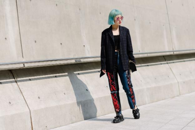 Seoul Fashion Week: nơi duy nhất mà street style phái mạnh trưng trổ đè bẹp cả cánh chị em! - Ảnh 22.