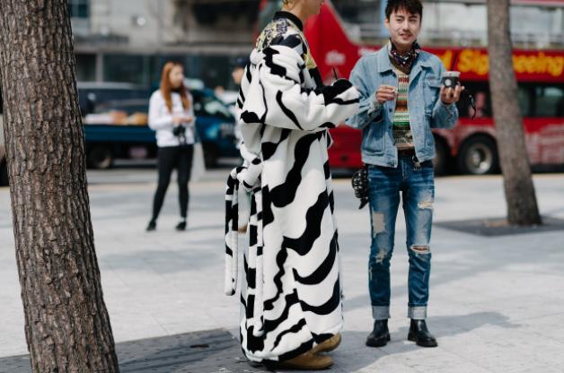 Seoul Fashion Week: nơi duy nhất mà street style phái mạnh trưng trổ đè bẹp cả cánh chị em! - Ảnh 1.