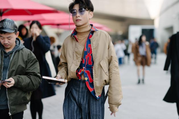Seoul Fashion Week: nơi duy nhất mà street style phái mạnh trưng trổ đè bẹp cả cánh chị em! - Ảnh 4.