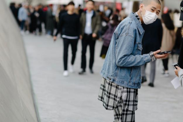 Seoul Fashion Week: nơi duy nhất mà street style phái mạnh trưng trổ đè bẹp cả cánh chị em! - Ảnh 5.