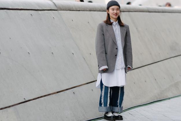 Seoul Fashion Week: nơi duy nhất mà street style phái mạnh trưng trổ đè bẹp cả cánh chị em! - Ảnh 27.