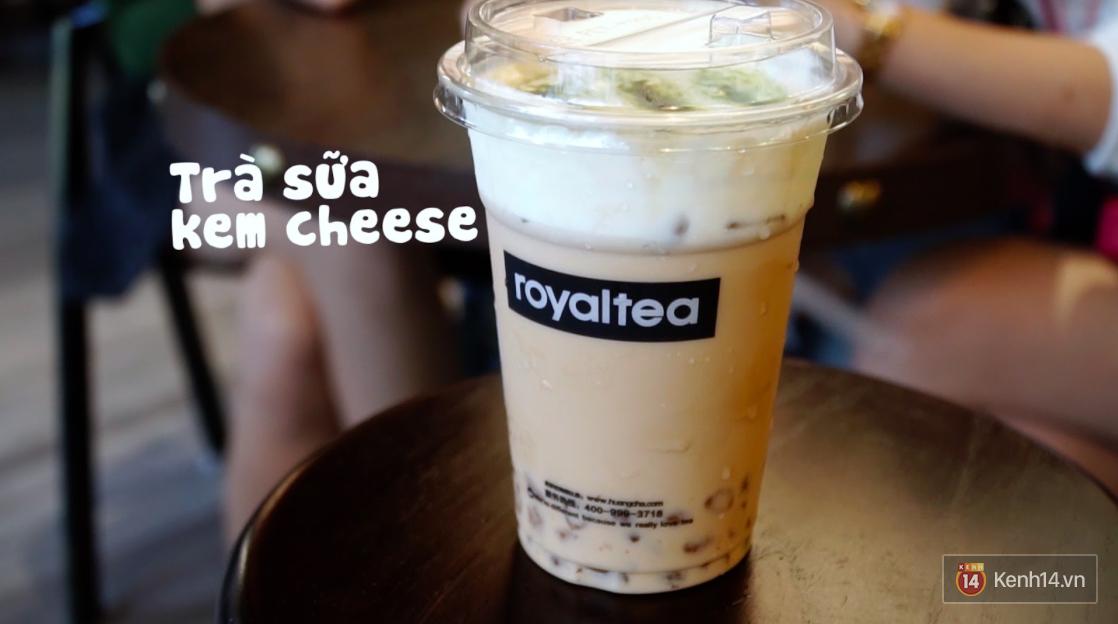 Có một thế lực trà sữa mới ở Hà Nội mang tên Royal Tea, bạn thử chưa? - Ảnh 3.