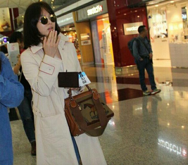 Song Hye Kyo & Quỳnh Anh Shyn chứng minh: Hè về là tóc cứ thế mà ngắn lại thôi! - Ảnh 7.