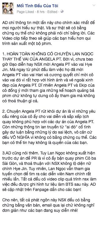 Lan Ngọc và Chi Pu sẽ là nữ chính của She was pretty bản Việt sau khi Angela Phương Trinh rút lui - Ảnh 2.