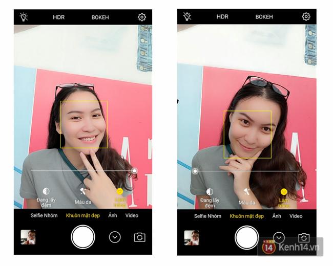 Đánh giá Vivo V5s: Thiết kế đẹp, cấu hình ổn, camera selfie 20 MP ấn tượng - Ảnh 10.
