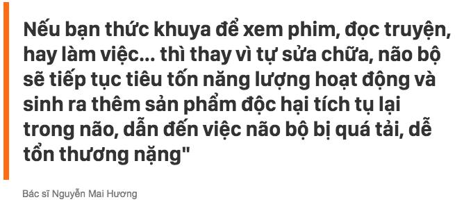 Chuyên gia lên tiếng báo động về thói quen thức khuya của giới trẻ Việt Nam