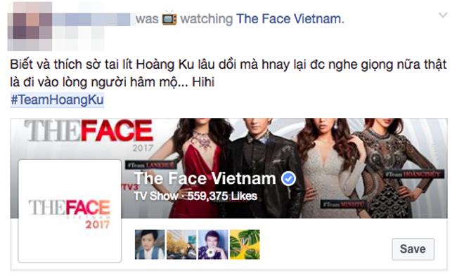 Hoàng Ku - giám khảo cool nhất The Face tập 2 tiết lộ lý do từ chối làm việc cùng Hoàng Thùy lẫn Minh Tú - Ảnh 3.