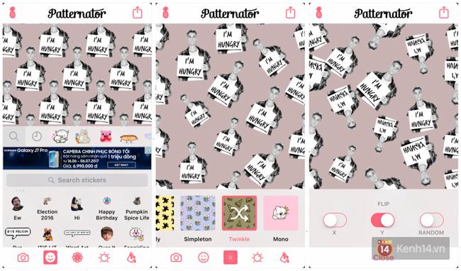 Dễ dàng chế ảnh nền smartphone đẹp, độc, lạ chỉ trong 1 nốt nhạc với ứng dụng này - Ảnh 4.