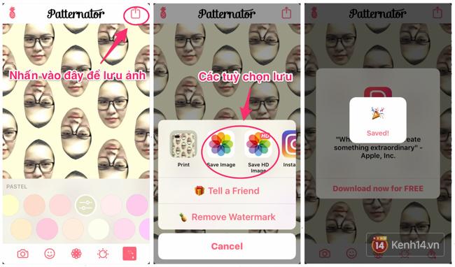 Dễ dàng chế ảnh nền smartphone đẹp, độc, lạ chỉ trong 1 nốt nhạc với ứng dụng này - Ảnh 5.