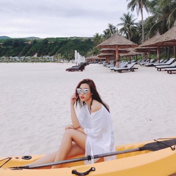 Bị chê không bằng Phạm Hương, Hoa hậu Mỹ Linh lên tiếng đáp trả - Ảnh 1.
