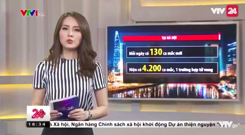 Cảnh báo dịch sốt xuất huyết ở Hà Nội: mỗi ngày có thêm 130 ca mắc mới. Bạn đã biết cách đề phòng chưa? - Ảnh 1.