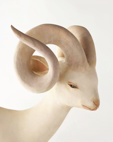Bộ sưu tập động vật xứ thần tiên của nghệ nhân khắc gỗ Nhật Bản - Ảnh 12.