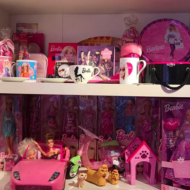 Ghé thăm quán cà phê Barbie màu hồng mộng mơ tuyệt đẹp - Ảnh 3.