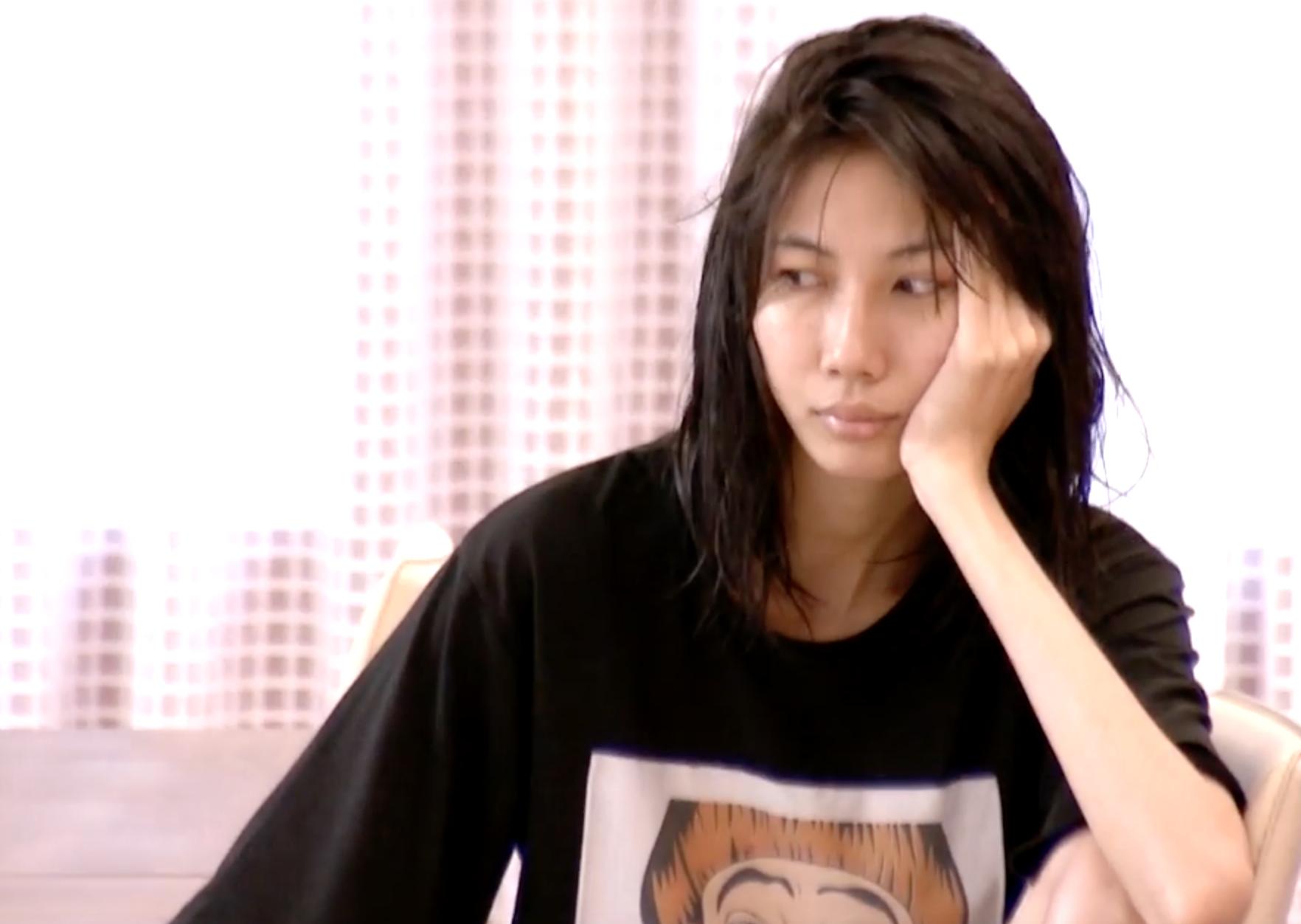 Clip độc quyền: Đây là ánh mắt Cao Ngân dành cho buổi tập thể dục của Team Sang! - Ảnh 8.