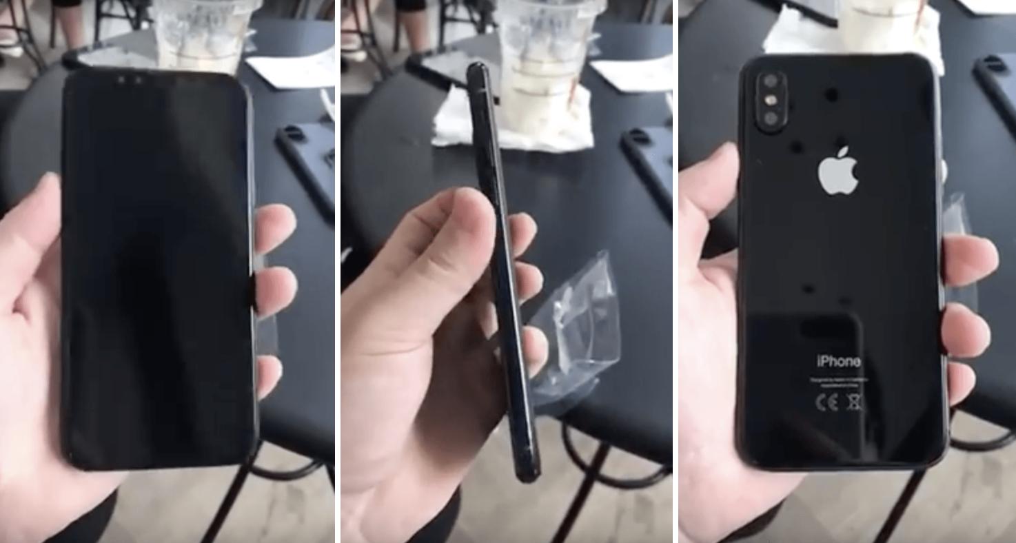Lại rò rỉ video mới về iPhone 8 đen bóng, chắc chắn bạn sẽ mê cho xem - Ảnh 2.