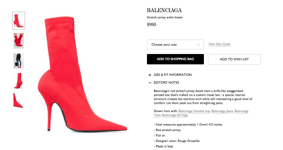Hết Gucci, Châu Bùi lại quay sang vơ vét cả loạt hàng hiệu từ Balenciaga - Ảnh 3.