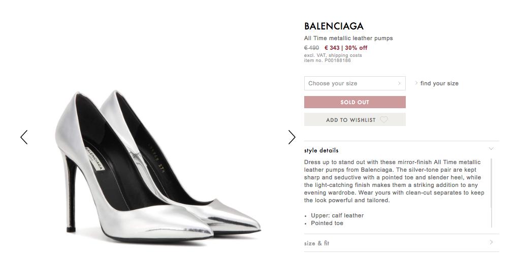Hết Gucci, Châu Bùi lại quay sang vơ vét cả loạt hàng hiệu từ Balenciaga - Ảnh 4.