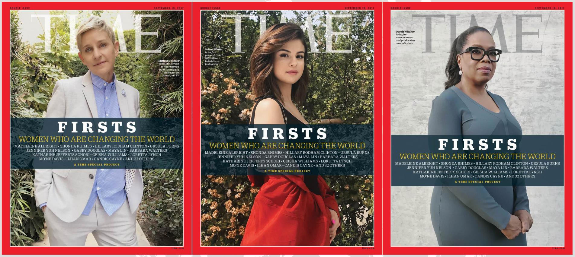 Bạn sẽ không tin ảnh bìa trên tạp chí Time lại được chụp bằng iPhone,