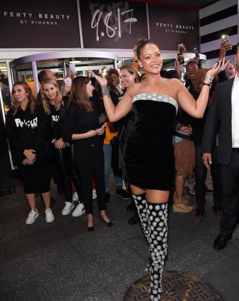 Xuất sắc là những gì đầy đủ, súc tích nhất để nói về Fenty Beauty của Rihanna - Ảnh 7.