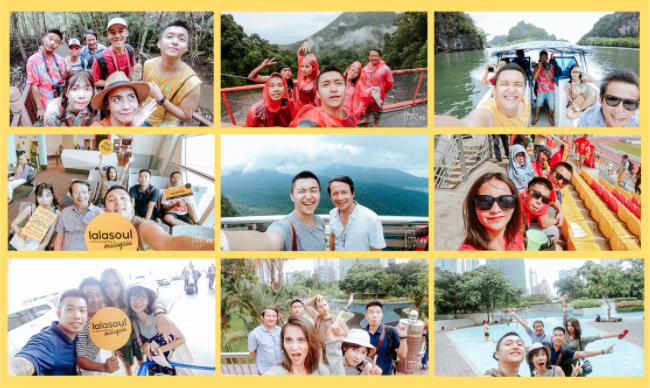 Leo núi trên mây, vượt thác, ngắm công viên đom đóm - 1001 trải nghiệm đang chờ bạn ở Malaysia! - Ảnh 2.