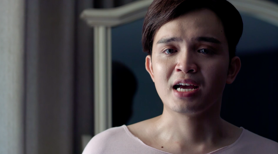 Glee Việt tuần này: Nghiêm túc đeo đuổi nhưng Hữu Vi vẫn bất lực nhìn Angela Phương Trinh ôm hôn Rocker Nguyễn - Ảnh 10.