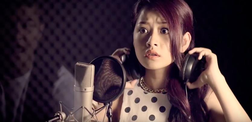 """Sau 4 năm, Chi Pu trở thành cô ca sĩ Minh Tú từ phim """"Thần Tượng""""! - Ảnh 9."""