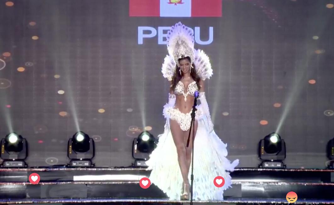 Clip: Huyền My mặc quốc phục hoành tráng, tỏa sáng trên sân khấu Miss Grand International 2017 - Ảnh 15.
