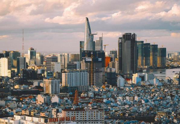 9x với loạt ảnh chụp từ trên cao khiến bạn ngỡ ngàng vì vẻ đẹp choáng ngợp của Sài Gòn - Ảnh 21.